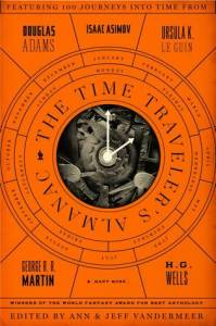 The Time Traveler's Almanac: The Threads of Time by C.J. Cherryh